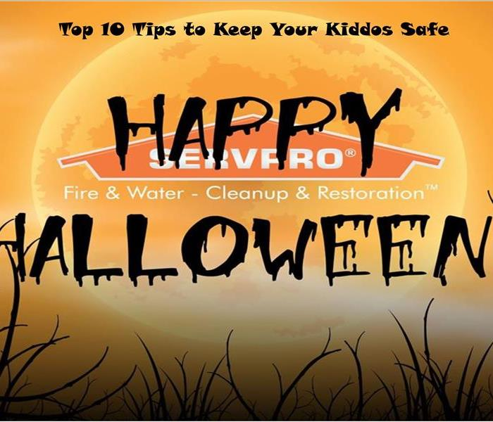 Happy Halloween from SERVPRO of Salem West
