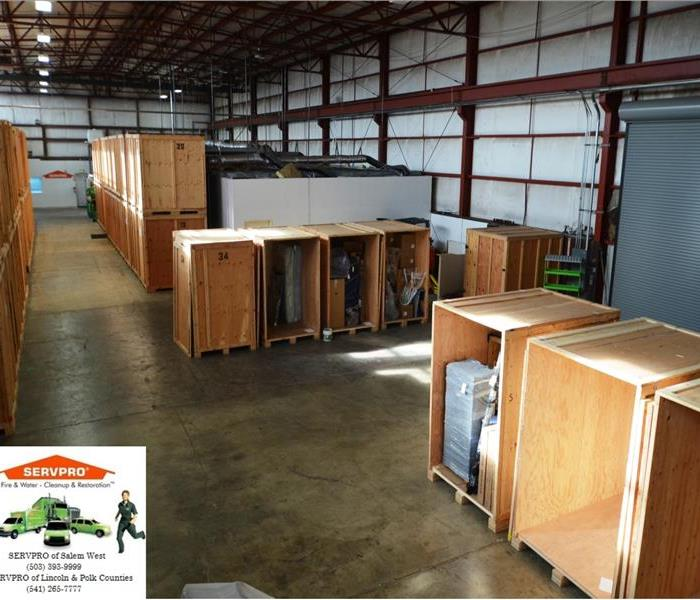 Why SERVPRO Contents Management and Care – Salem and Surrounding Areas