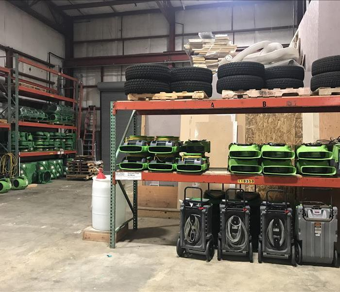 Why SERVPRO Advanced Equipment to Restore Your Salem, OR Property