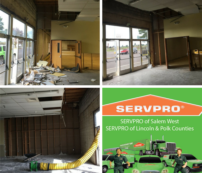 Commercial Commercial Post Construction Cleanup - Woodburn, Oregon