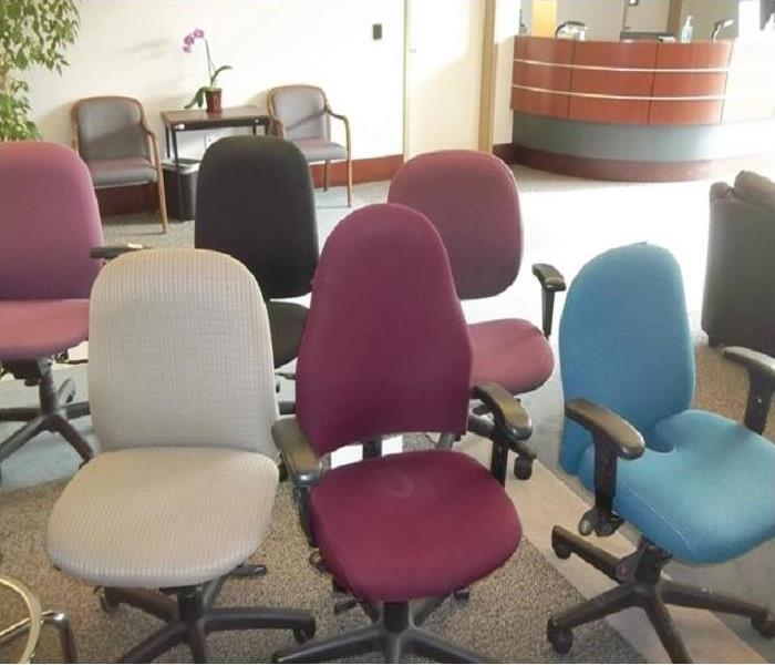 Commercial Office Chair Cleaning in Salem, Oregon